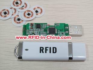 RFID Reader Writer USB-RFID Tag, RFID Reader, RFID Software