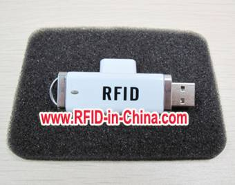 Tiny USB HF RFID Reader For Android OS