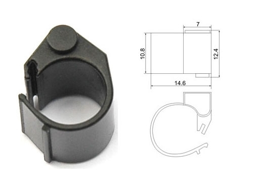 Poultry RFID Foot Ring - 08-01