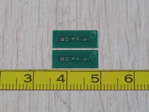 Anti-collision I-Code Hard Inlay