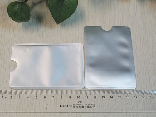 RFID Blooking Sleeve