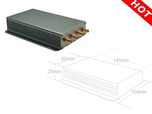 13.56 MHz HF RFID Reader With Up to 4 Antanna Ports-01