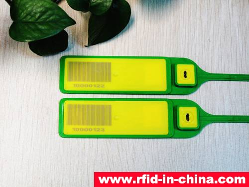 Barcode Printing RFID Seal-13-02