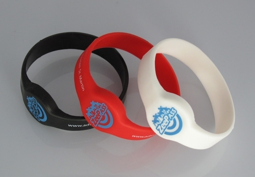 RFID Custom Wristbands