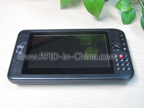 Portable RFID Credit Card Reader