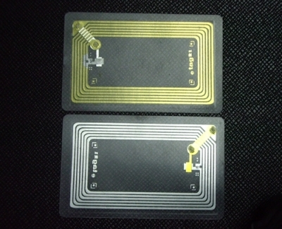 RFID Clarity Tag Inlay