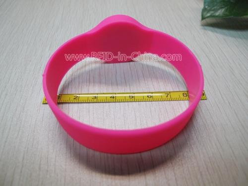 RFID Rubber Wristbands for Events