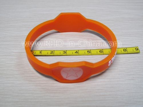 RFID Power Wristbands for facebook