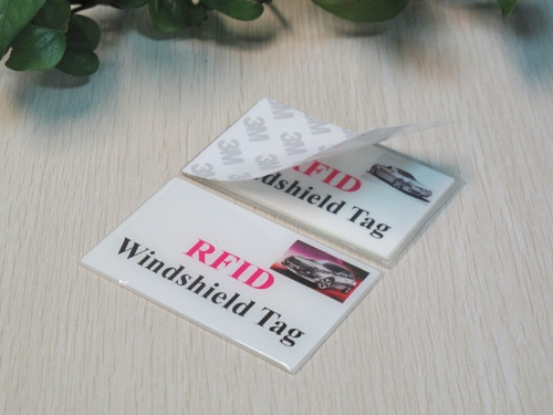 RFID Tag for Vehicle Tracking
