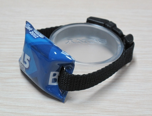 Extra Long Reading Distance 2.4GHz RFID Active Wristband-01