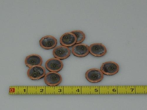 Mini & Ultra-Thin RFID on-metal tags