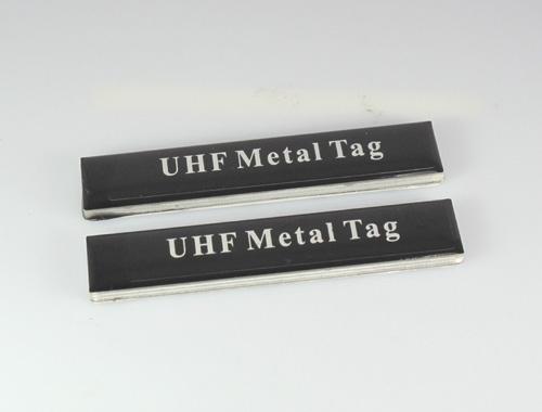 adhesive RFID UHF metal tags