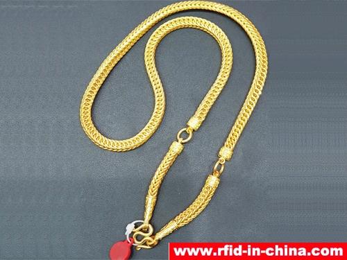 RFID HF Jewelry Tag-09-01