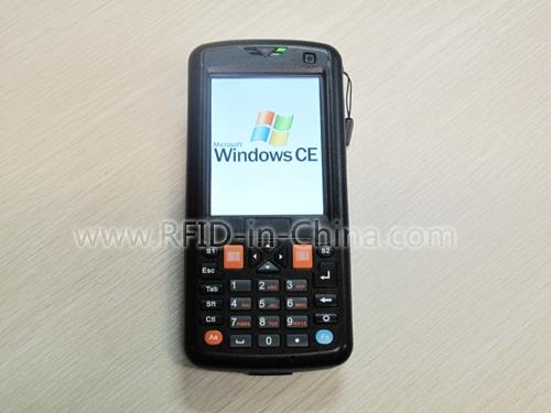 Industrial PDA LF&HF Handheld Reader DL710PLUS_1