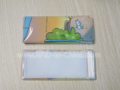 RFID Clothing Tag for event management