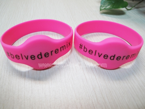 RFID Personalized Wristbands