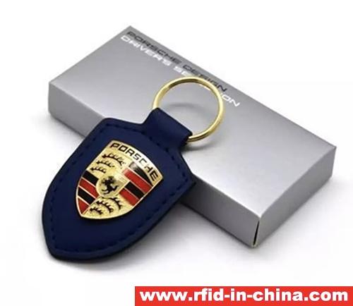 RFID Porsche Key Chain-01