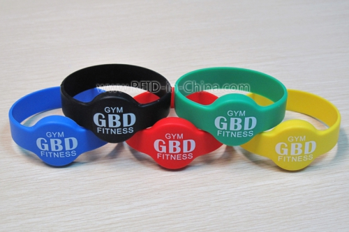 Waterproof Silicone Wristband