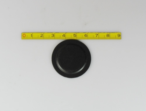 the front side of LF/HF RFID metal tag-13