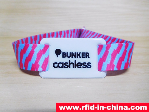 RFID Contactless Payment Wristband-01