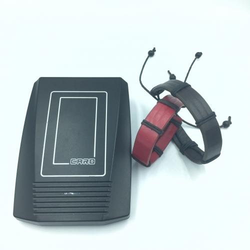 Environmental Leather RFID Wristband