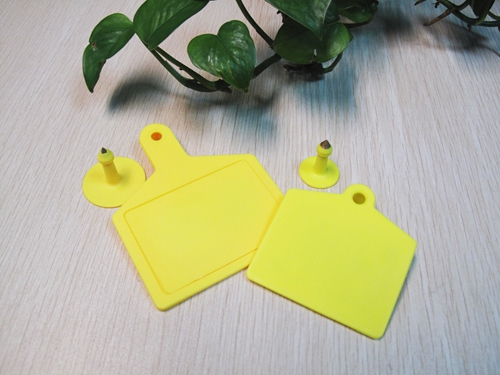 UHF RFID Ear Tag For Livestock Management-02