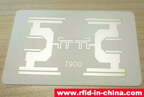 One-off T900 Ceramic RFID Windshield Tag-18-03