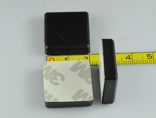 a front, back and side view of RFID UHF Metal Tag-11