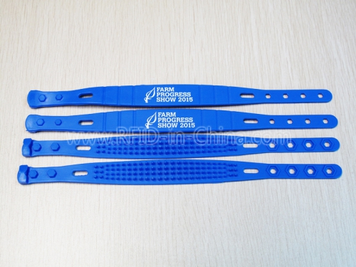 Printed Long Range RFID Silicone Wristbands-03