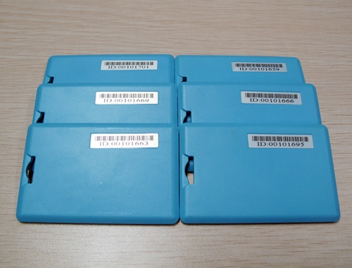 2.4GHz Battery RFID Card Tags-04
