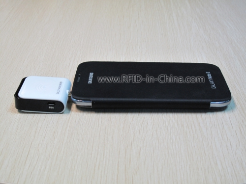 Cell Phone RFID Reader