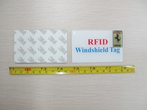 UHF Windshield Tag