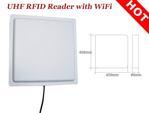 UHF Long Range RFID Reader with WiFi - DL920W