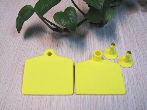 UHF RFID Ear Tag For Livestock Management-04