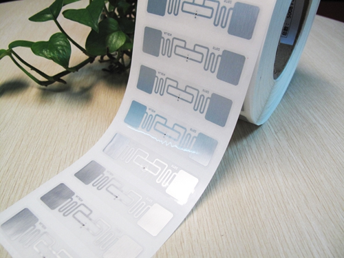 Passive RFID UHF Label/ Inlay-03