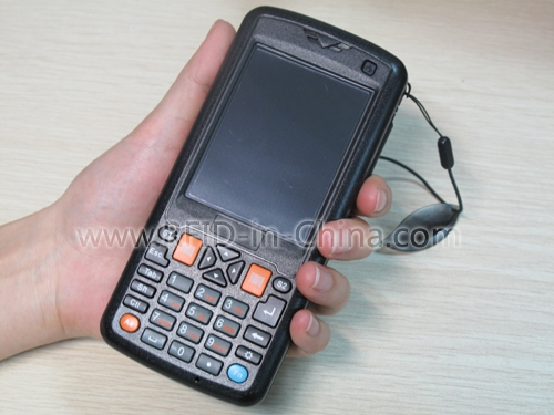 LF/HF Bluetooth RFID Handheld Reader DL710Plus-Bluetooth