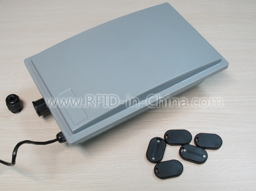 RFID Tags and Reader