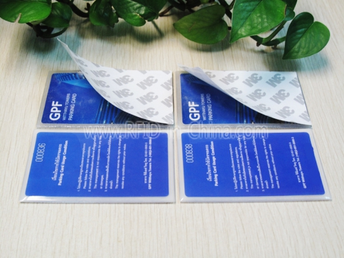 RFID Windshield Tags Which Can Printed On Both Sides-01