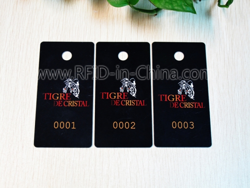 RFID Costume Hang Tag