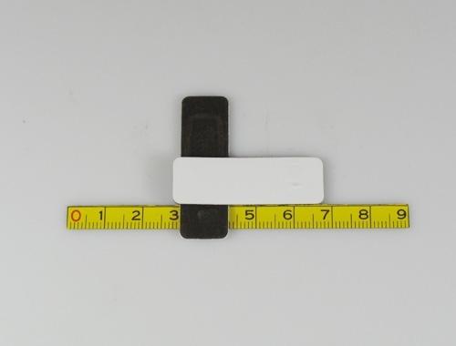LF/HF on metal rfid tags