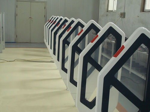 HF RFID Access Control Gate/Channal/Passageway-01