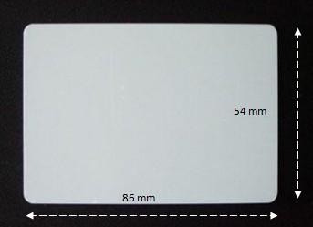 RFID Printable PVC Card-3