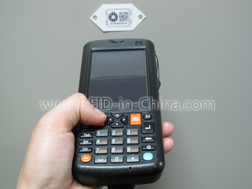 Handheld Card Reader
