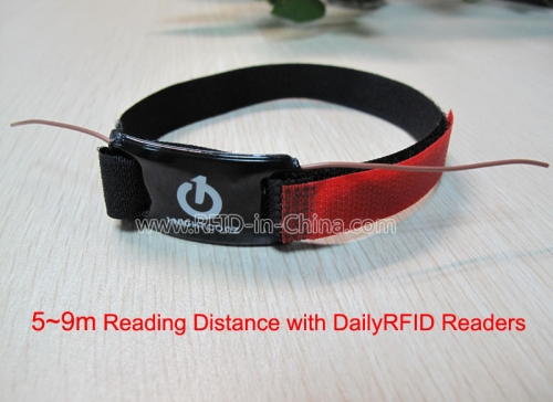 RFID Reminder bands