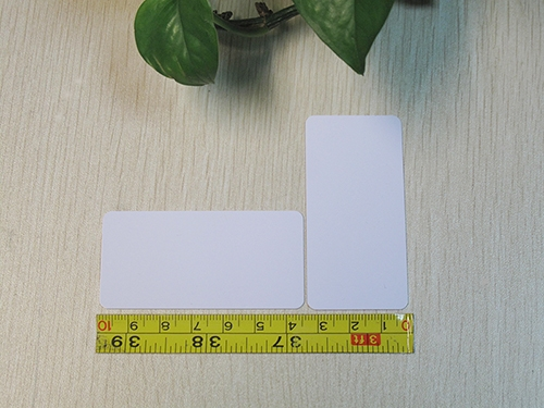 Mifare RFID PVC Cards With Different Sizes-01