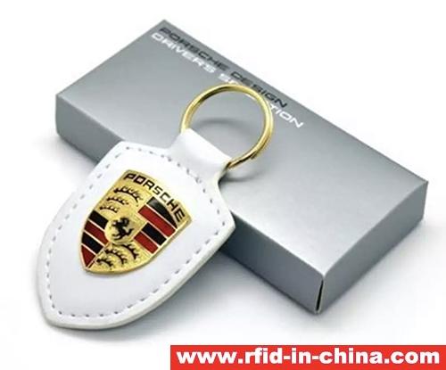 RFID Porsche Key Chain-02