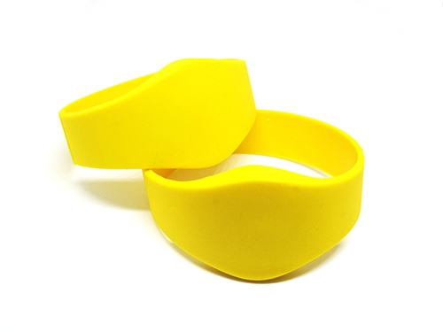 RFID HF Silicon Wristband-68-01