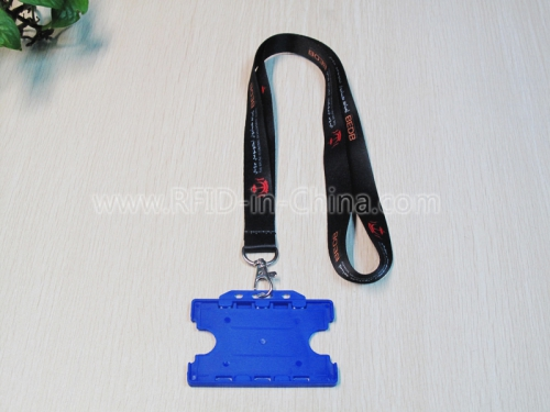Card Holders and Lanyards
