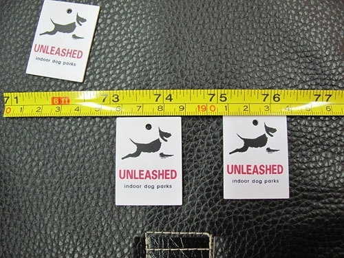 RFID Mini Name Card For Pet