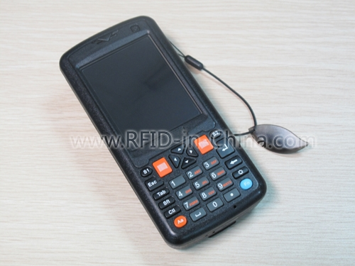 Hand Held RFID Reader Writer